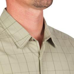 Overhemd 100 groen geruit - 983971