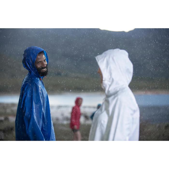 Coupe pluie Imperméable randonnée nature homme Raincut - 983980