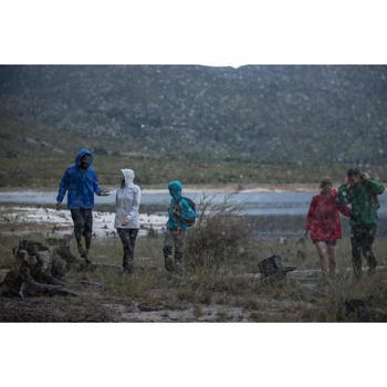 Coupe pluie Imperméable randonnée nature homme Raincut - 983983
