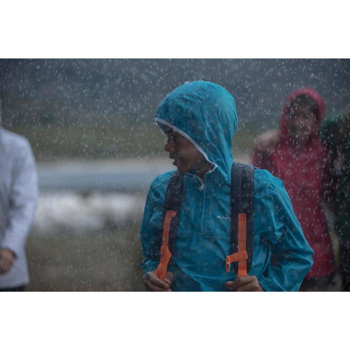 Veste imperméable de randonnée enfant Raincut - 983984