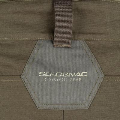 Pantalón Solognac Steppe 900 Adulto Verde