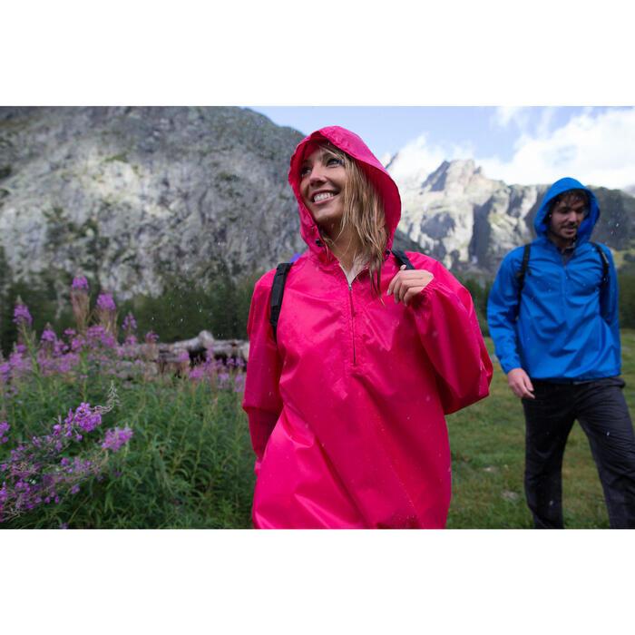 Veste Imperméable randonnée nature femme Raincut - 984023