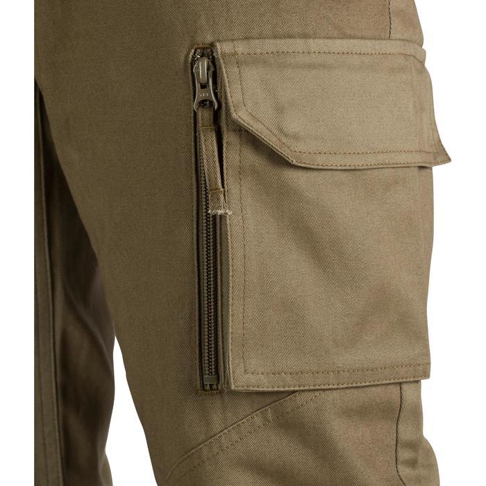 Pantalon chasse 520 vert