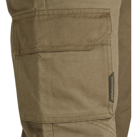 520 Durable Hunting Trousers - Khaki