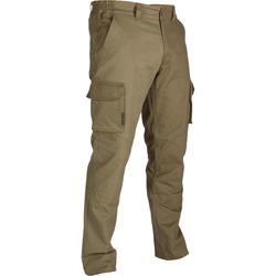 Celana panjang Berburu 520 - Khaki