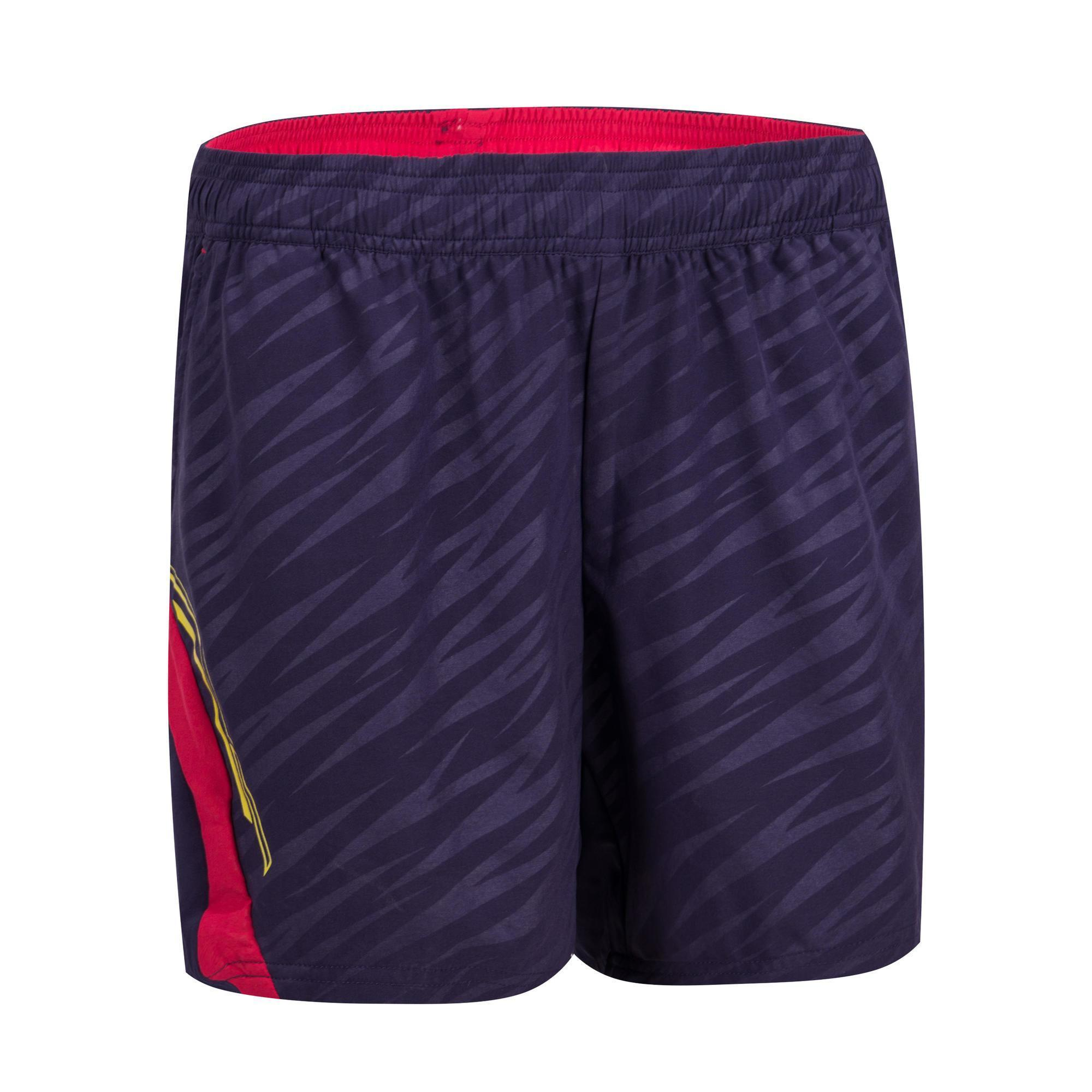 b5987b0f56d Vêtements de squash   Shorts pour homme conçu pour le squash