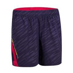 Shorts Dry kurze Hose Tennis Badminton Damen rosa/violett