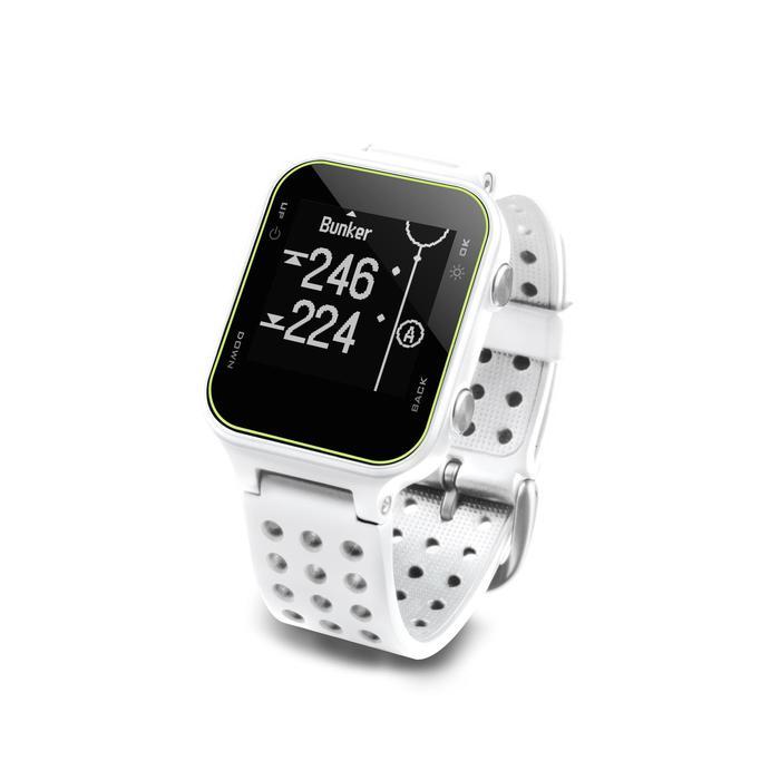 Montre GPS de golf Approach S20 blanc