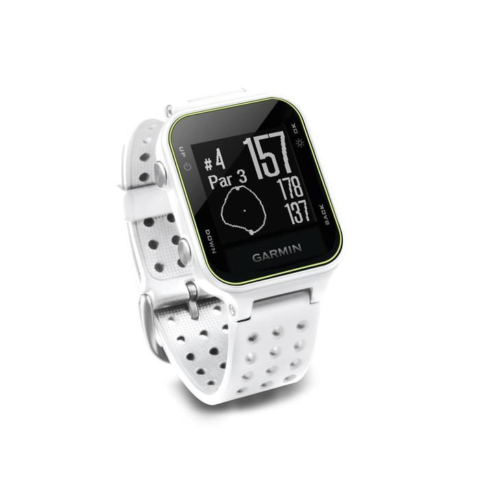 Montre GPS de golf Approach S20 blanc - 984320