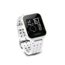 Reloj GPS de golf Approach S20 blanco