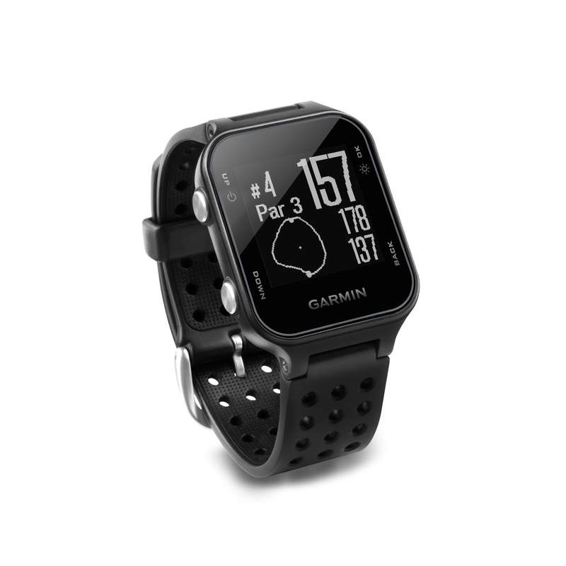 GOLF ELECTRONICS - Approach S20 Black GPS Watch GARMIN