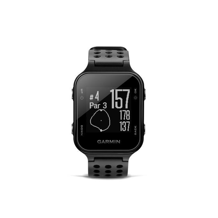 Montre GPS de golf Approach S20 Noir - 984327