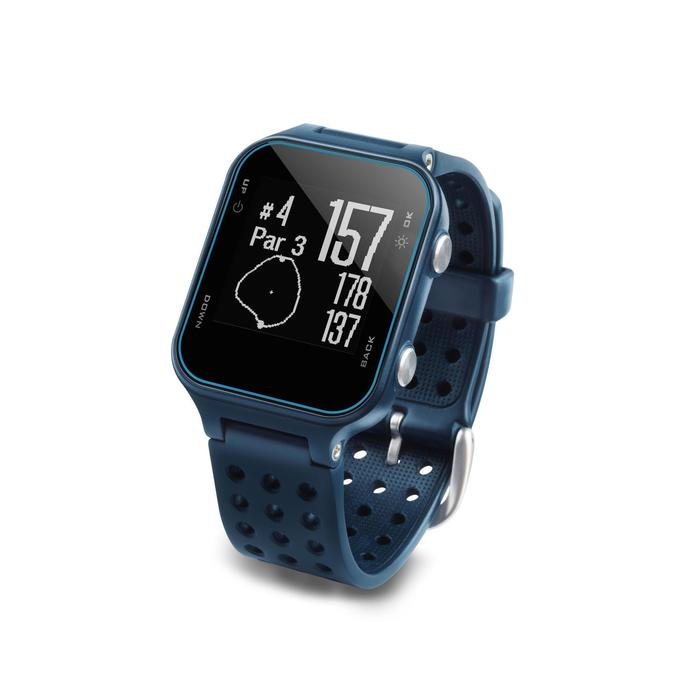 Montre GPS de golf Approach S20 bleu