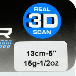 Set softbaits Crazy Blade Bleak 13 cm x4 - 985433