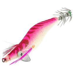 Inktvispluggen hengelsport EGI verzwaard roze 1.8
