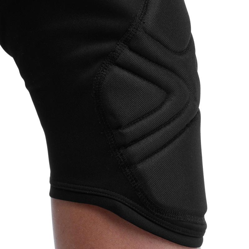 F300 Kids 3/4 Length Sweatpants - Black