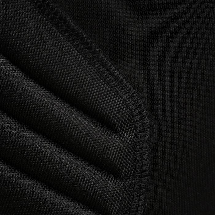 Pantacourt de gardien de football enfant F300 noir - 98646
