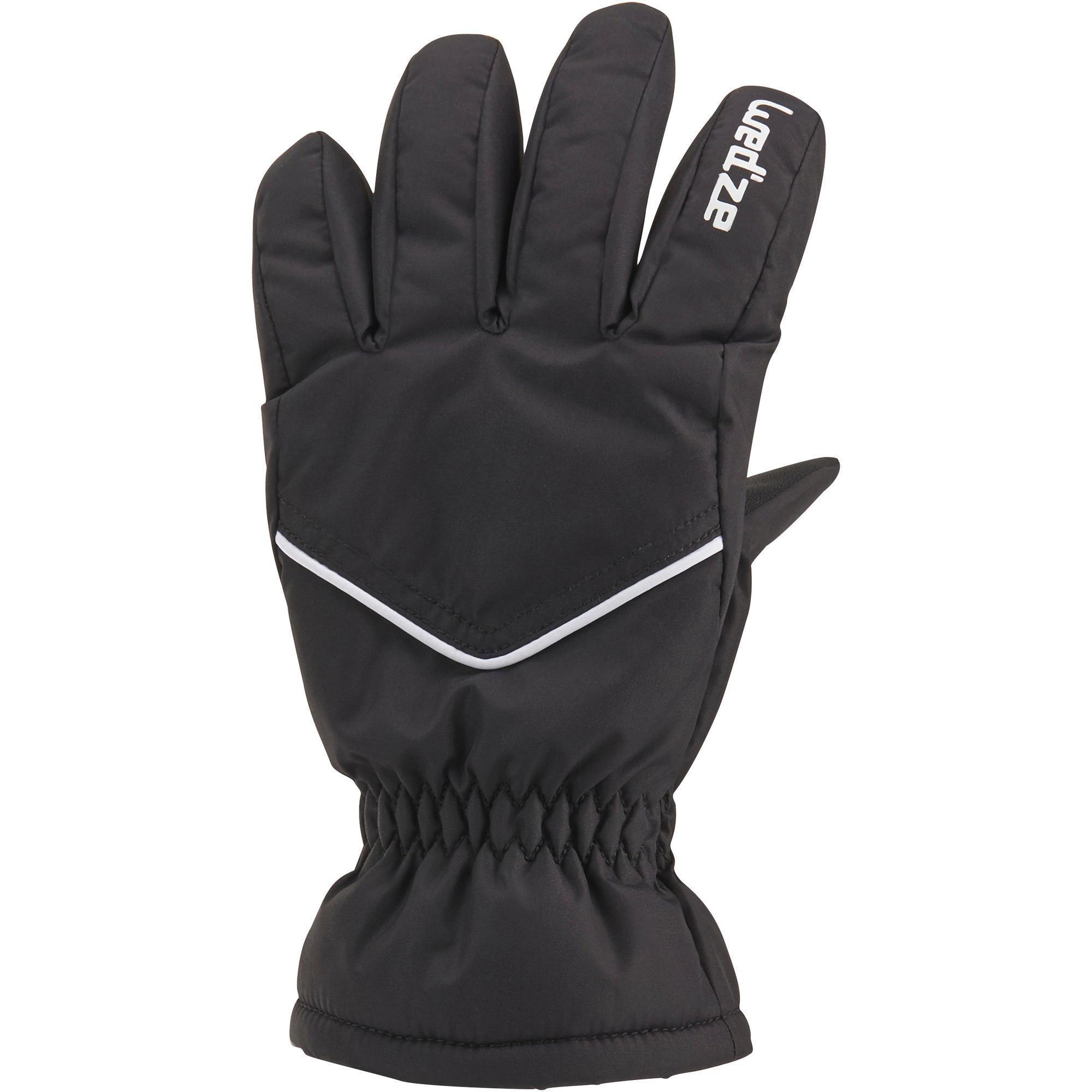 Handschuhe Slide 100 Kinder schwarz