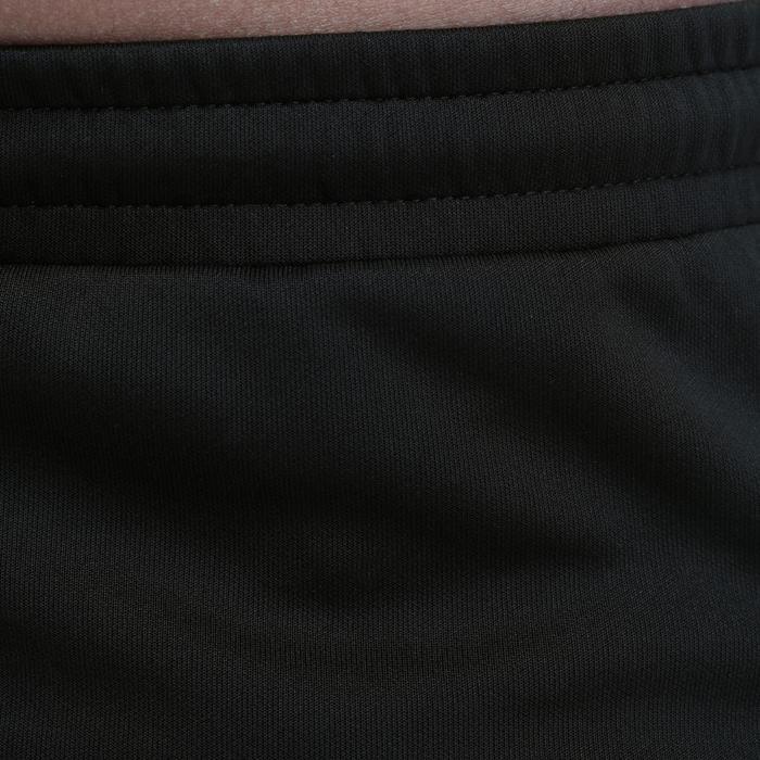 Driekwart keepersbroek F300 voor volwassenen zwart