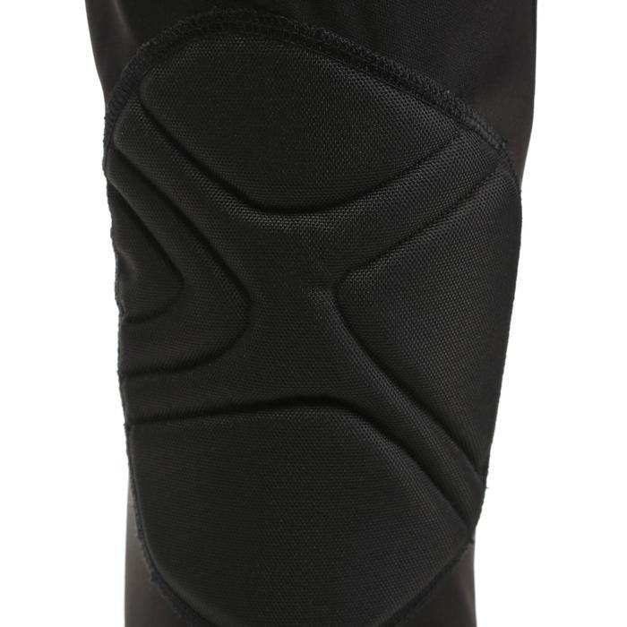 Pantalon de gardien de football adulte F300 noir - 98654