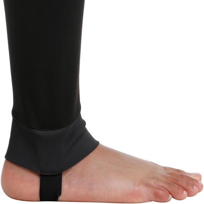 Pantalon de gardien de football enfant F300 noir - 98655