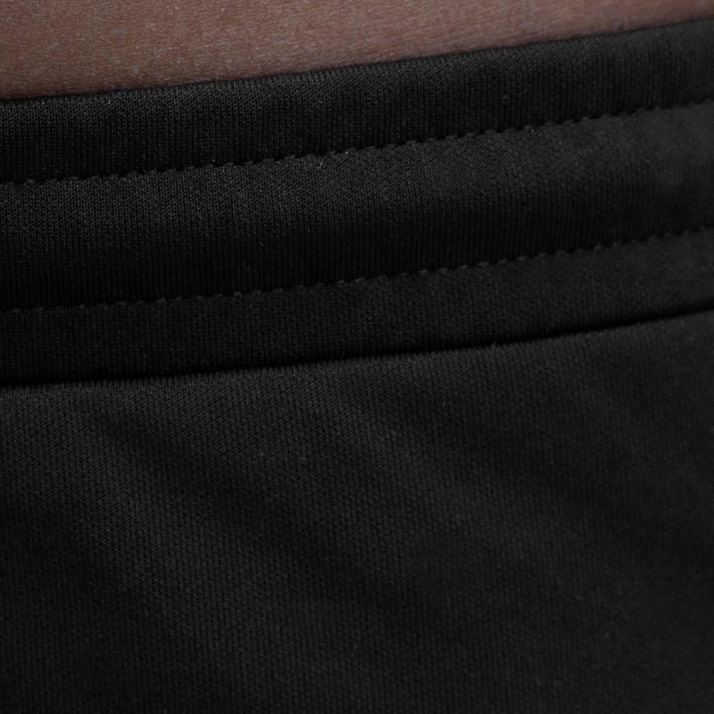F300 Adult Football Goalkeeper Bottoms - Black