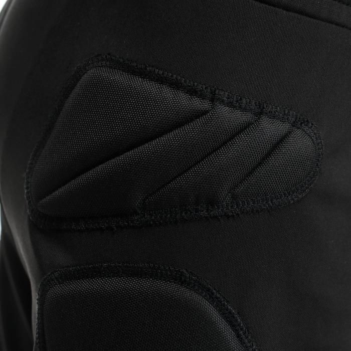 Pantalon de gardien de football adulte F300 noir - 98665