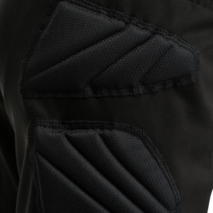 Short de gardien de but de football adulte F300  noir - 98667