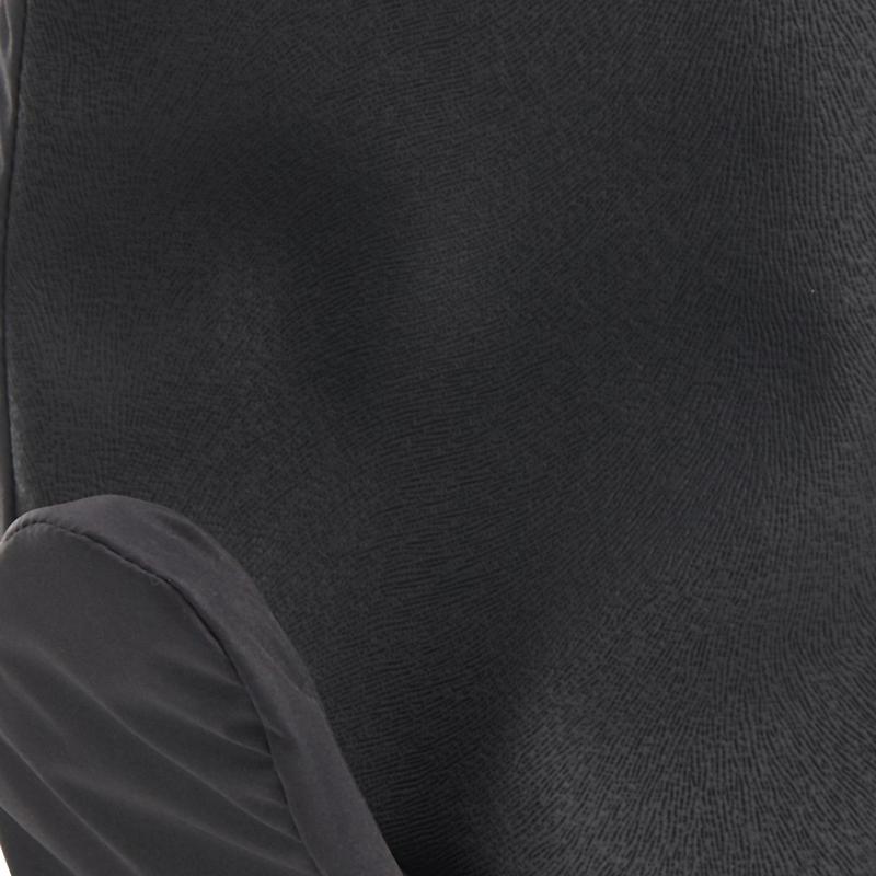 UNISEX SLIDE 300 BLACK SKI SLOPE MITTENS