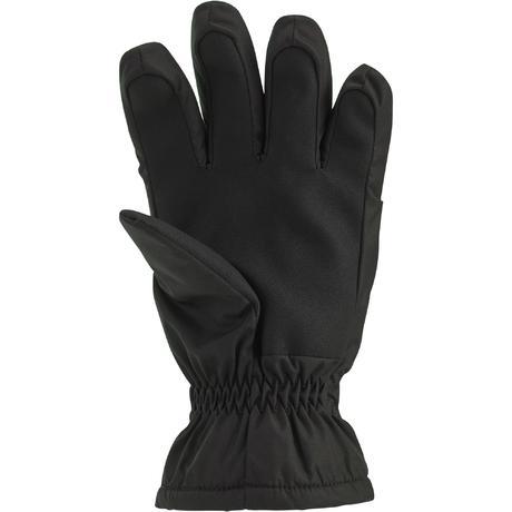 gants de ski enfant gant slide 100 noir wedze. Black Bedroom Furniture Sets. Home Design Ideas