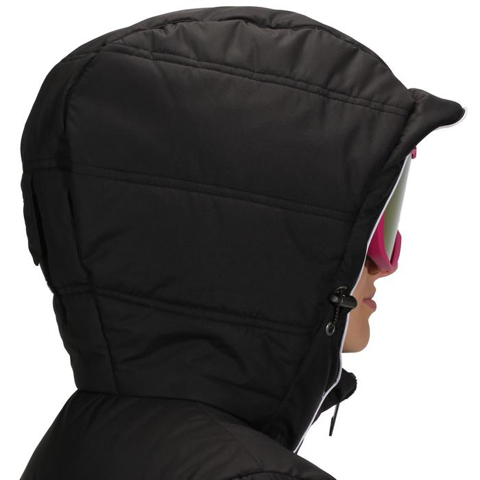 Veste ski femme Slide 500 WARM noire - 986829
