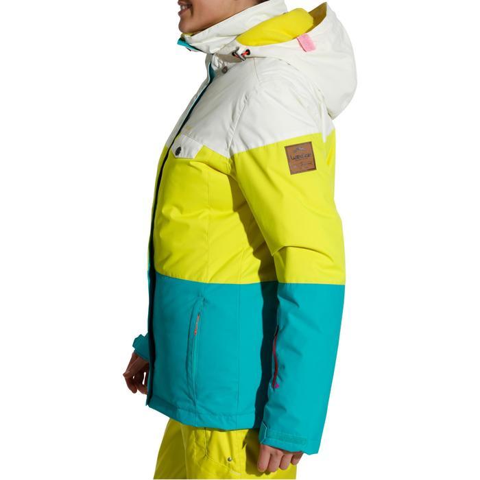 Ski- en snowboardjas dames Free 300 Tricolo