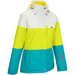 FREE 300 女防水保暖透氣滑雪外套 - 粉紅色