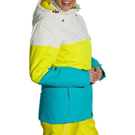 new product c4f6e 5a2a7 veste ski et snowboard femme free 300 tricolo wedze 8371053 986892.jpg