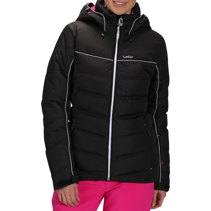 Veste ski femme Slide 500 WARM noire - 986897
