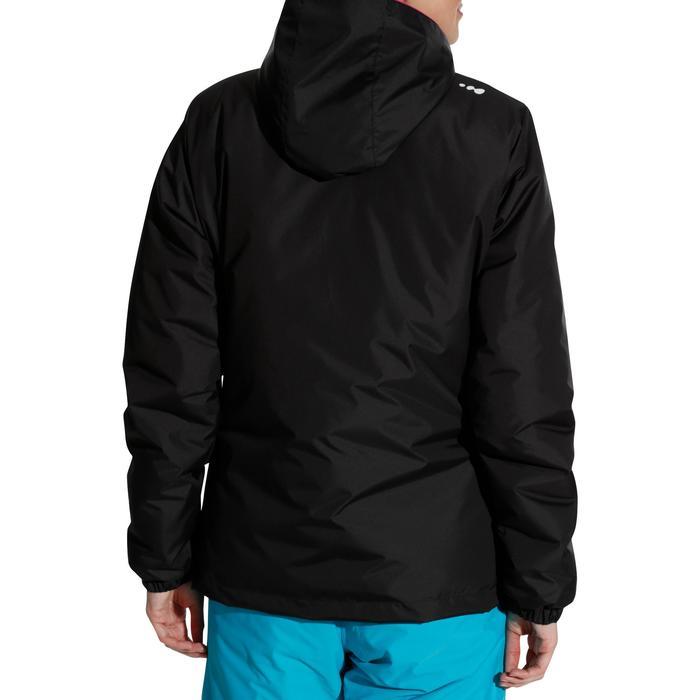 Veste ski femme First Heat noire - 986944