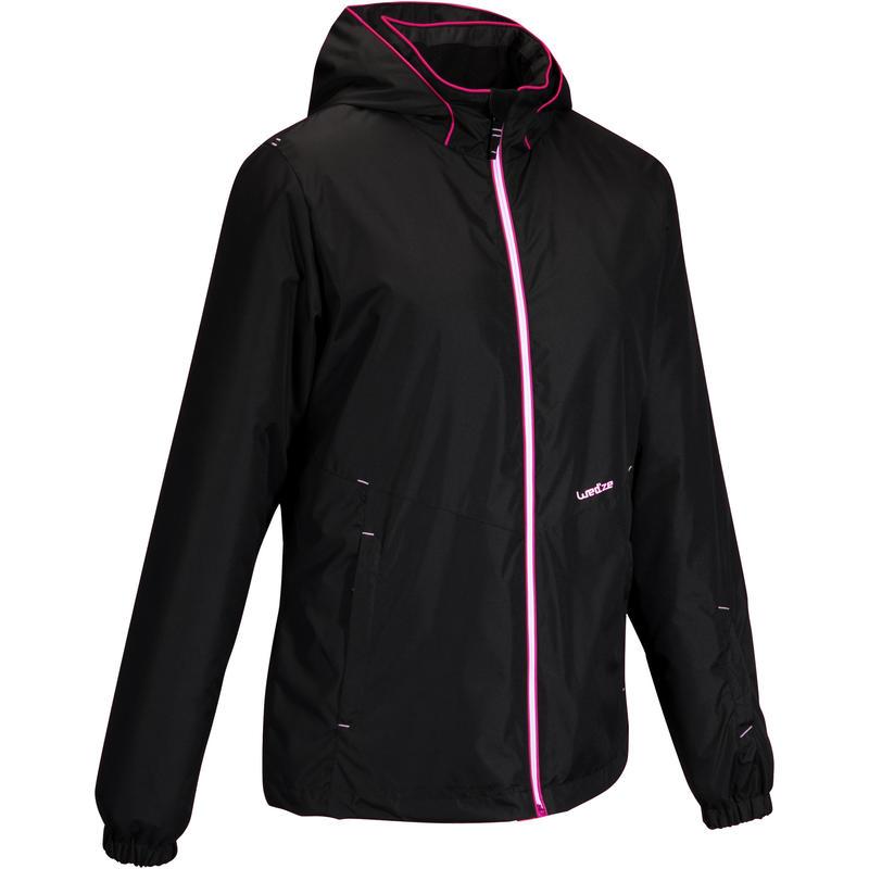 6a5e3326 All Sports>Skiing>Women Ski Clothing>Women Ski Jackets>SKI-P 100 WOMEN'S  PISTE SKI JACKET - BLACK