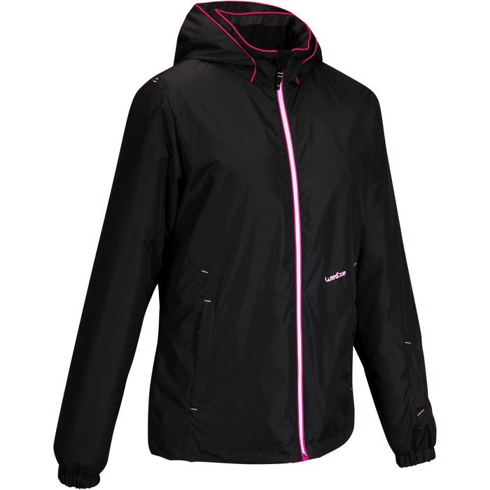 Veste ski femme First Heat noire - 986952