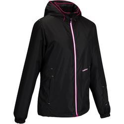 Dames ski-jas Firstheat zwart