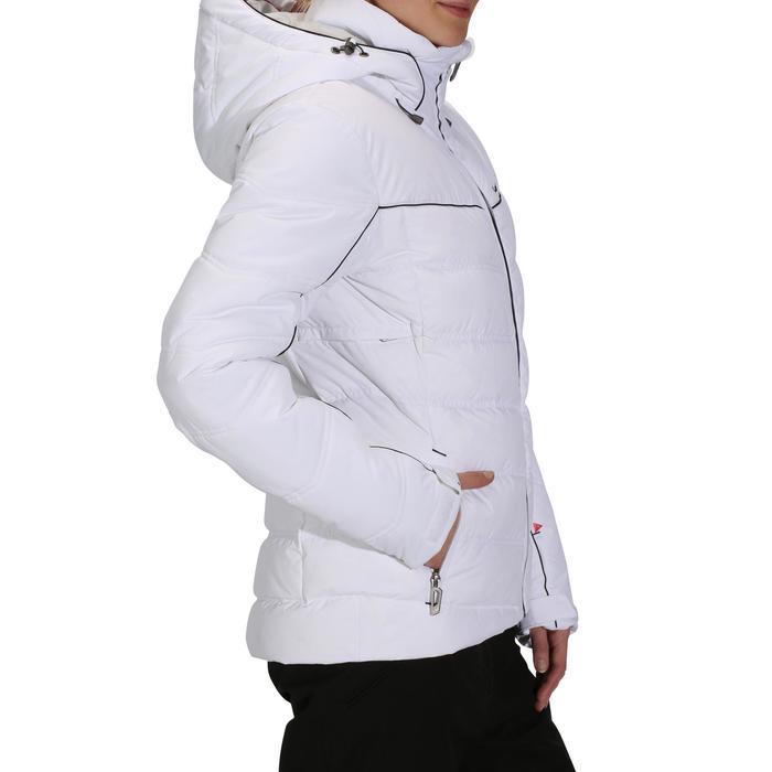 Veste ski femme Slide 500 WARM noire - 986989