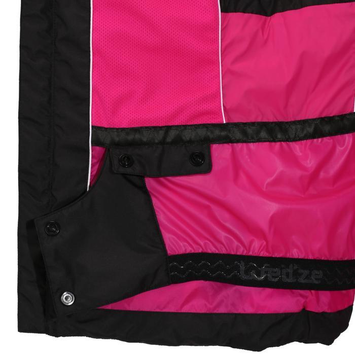 Veste ski femme Slide 500 WARM noire - 987052