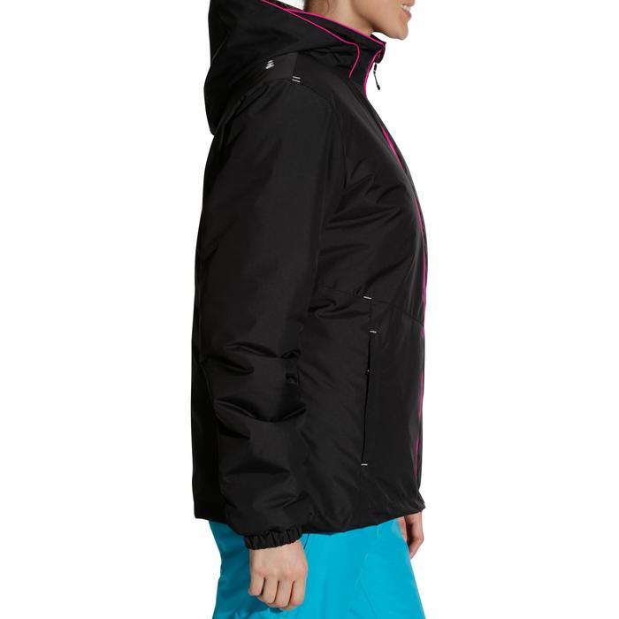 Veste ski femme First Heat noire - 987058