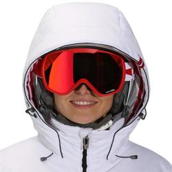 Slide 500 WARM Women's Ski Jacket - White