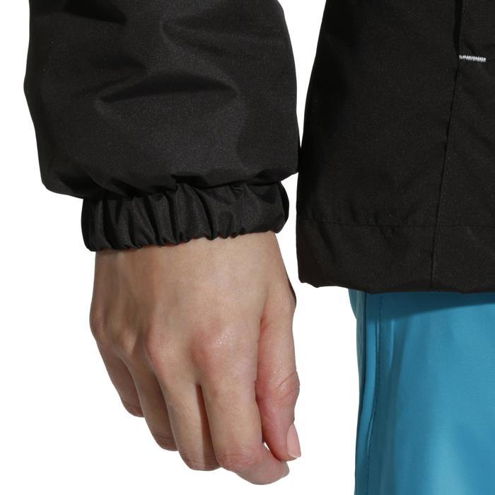 Dames ski-jas voor pisteskiën SKI-P JKT 100 zwart