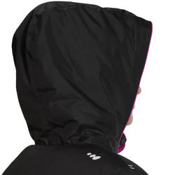 SKI-P 100 WOMEN'S PISTE SKI JACKET - BLACK