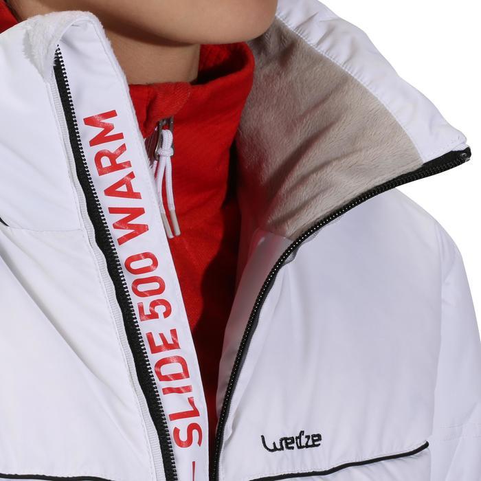 Veste ski femme Slide 500 WARM noire - 987135