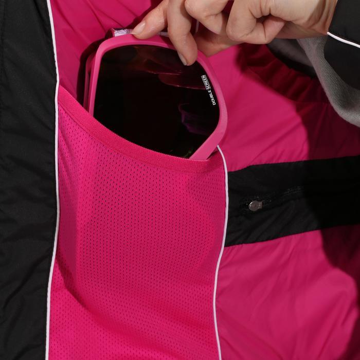 Veste ski femme Slide 500 WARM noire - 987140
