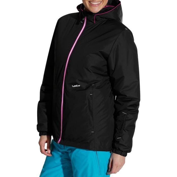 Veste ski femme First Heat noire - 987151