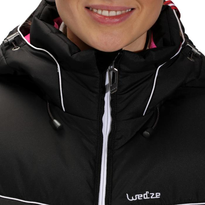 Veste ski femme Slide 500 WARM noire - 987156