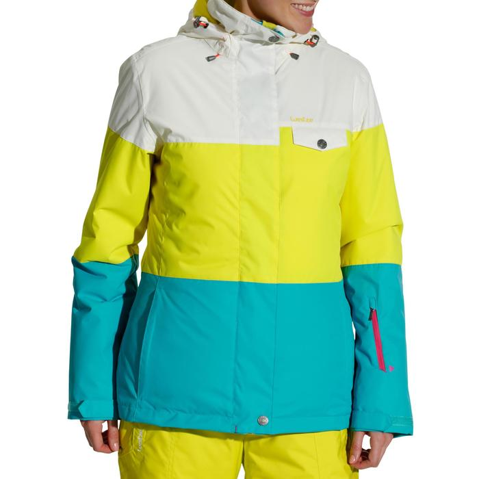 VESTE SKI ET SNOWBOARD FEMME FREE 300 TRICOLO - 987157